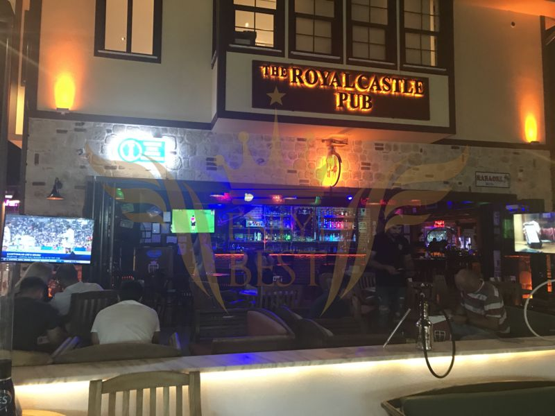 Dış Mekan, The Royal Castle Pub - Manavgat, Antalya